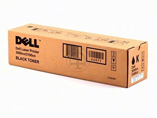 Dell 3100 cn (K4971 / 593-10067) - original - Toner schwarz - 4.000 Seiten