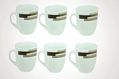 Nevada ensemble de 6 tasses à café 33 cl