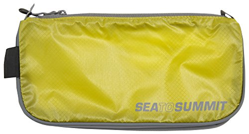 Sea to Summit See Pouch - Neceser y cosmetiqueras - Small gris/verde 2015