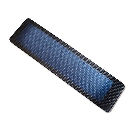 NUZAMAS Flexible Panel Solar Mini Thin Film Solar Cell Cargador de Batería Energía Solar Carga Inicio Proyectos de Ciencia 2V 0.5W