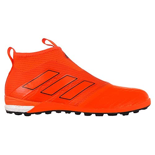 adidas Herren Ace Tango 17 Purecontrol Tf Fitnessschuhe, rot_sol Narsol schwarz, 47 1/3 EU