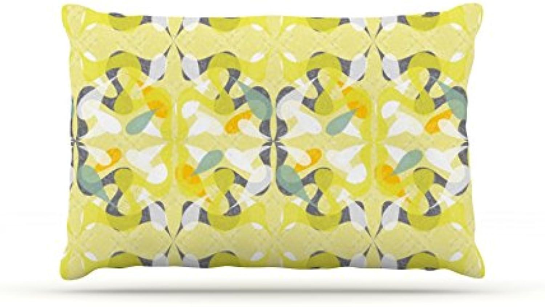 Kess InHouse Miranda Mol Spring Flourish  Fleece Dog Bed, 30 by 40Inch