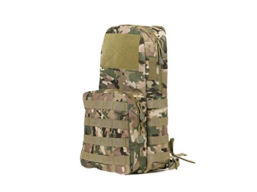 8FIELDS 3L Water Hydration Carrier MOLLE Trinkrucksack Tasche Camping Airsoft Outdoor