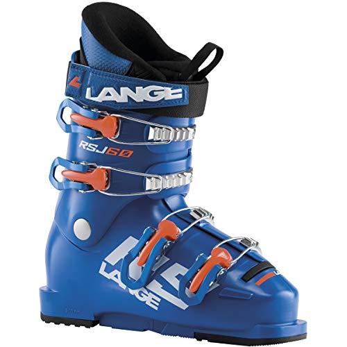 Lange Herren Rsj 60 Skischuhe, blau (Power Blue), 23.5 Mondopoint (cm)