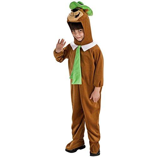 Deluxe Yogi Bear Child Costume - Toddler