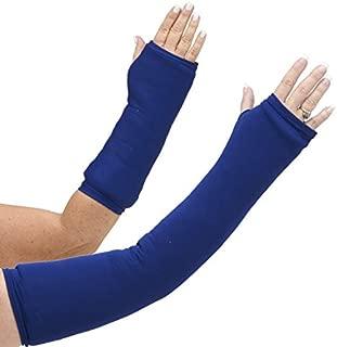 CastCoverz! Designer Arm Cast Cover - Navy - Medium Short: 11