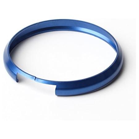 Pinalloy Smart Key Fob Ring Rim Trim Abdeckung Für Mini Bimmer R55 R56 R57 R58 R59 R60 R61 Rosa Auto