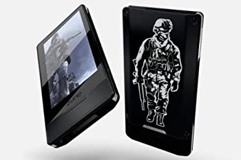 Zune HD 32 GB Video MP3 Player Black - Modern Warfare Limited Edition  Zune Originals
