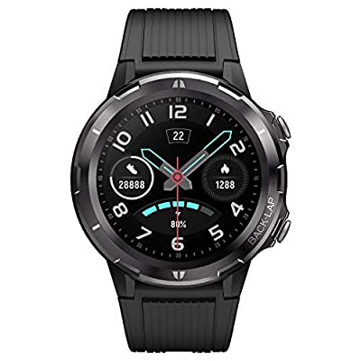 LETSCOM Smart Watch, Fitness Tracker with Heart...