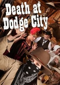 Red Herring Games Mort à Dodge City - Murder Mystery Jeu pour 20 Joueurs