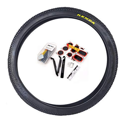 DUXIUYING K1153 24 * 1.95,26 * 1.95,26 * 2.1 Neumáticos de Bicicleta de montaña*1, de Bicicleta Herramienta de reparación de Bicicletas *1,29 * 2.1