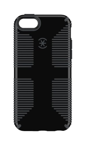 Speck Products CandyShell Grip Case for iPhone 5c - Black/Slate Grey