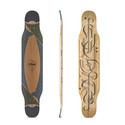 Loaded Boards Tarab Bamboo Longboard Skateboard Deck (Flex 2)