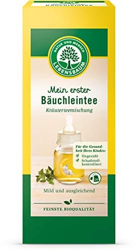 Lebensbaum Bio Mein erster Bäuchleintee (6 x 30 gr)
