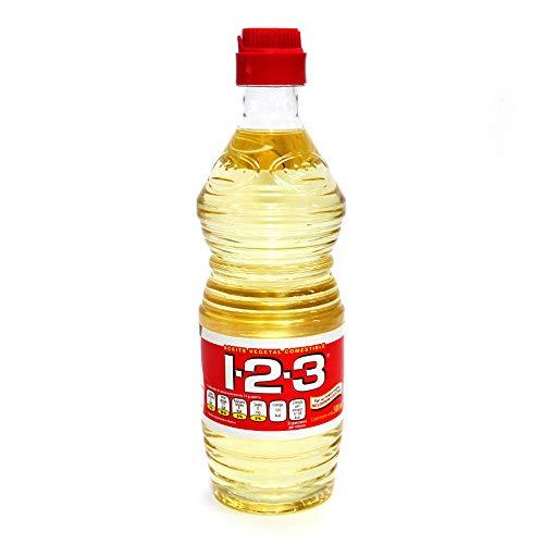Aceite 123 marca 1-2-3