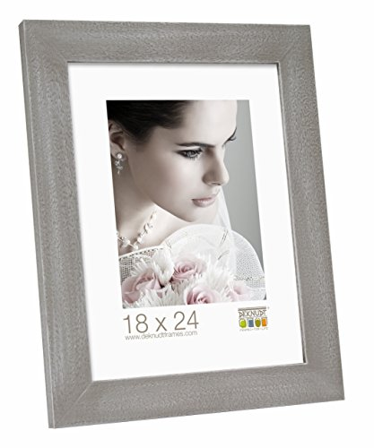 Deknudt Frames S49BS3-10.0X10.0 Bilderrahmen, Beige 26,2 x 21,2 x 1,4 cm