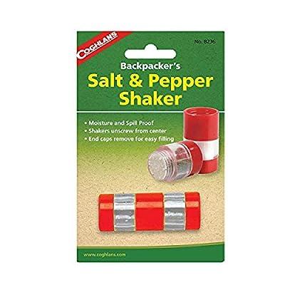 Coghlans Salt and Pepper Shaker