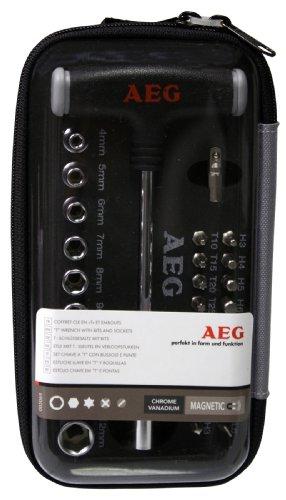 AEG Automotive 1249144 Valigetta Utensili