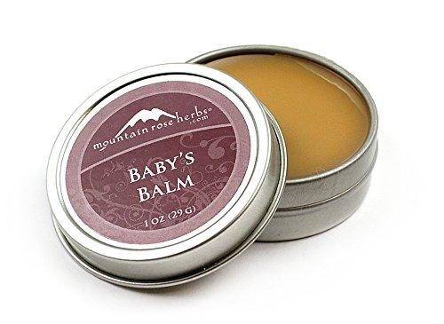 Mountain Rose Herbs - Baby's Balm 2 oz