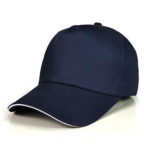 GSFD&DFGW Viseras de algodón Gorra de Publicidad Sombrero de Trabajo Gorras de béisbol de Verano para Mujeres Visera Informal Gorra de béisbol para Hombres S Sombrero para Sol, 15