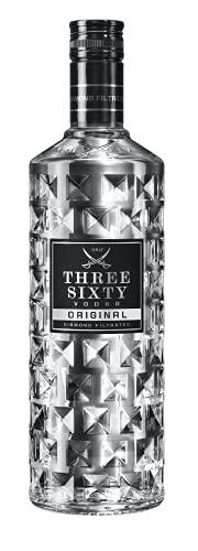 Three Sixty Vodka Original 0,7 Liter (37,5%-VOL)