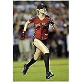 wzgsffs Leinwand Poster Baseball Modell Kate Upton Schöne
