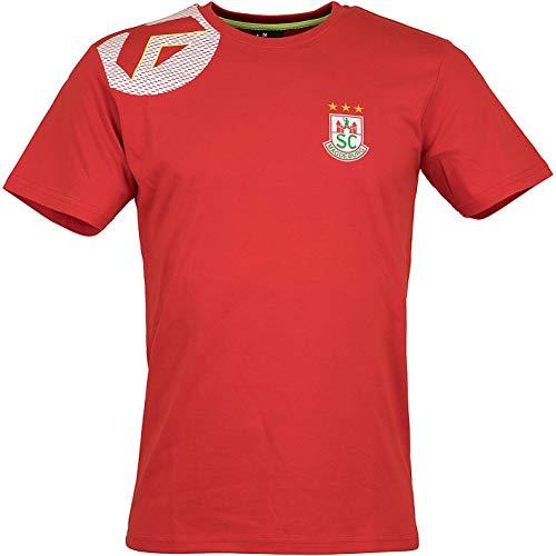 Kempa SC Magdeburg Core 2.0 T-Shirt (XL, red)