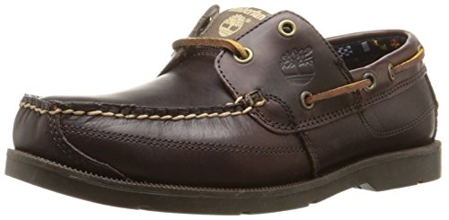 Timberland Men's Earthkeepers Kiawah Bay Boat Shoe,Brown/Brown,8 M US