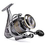 Spinning Fishing Reel, Resuntek Ultra Smooth Powerful Summer and Centron Saltwater Fishing Reel,...