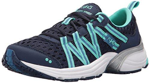 RYKA Women's Hydro Sport Water Shoe Cross Trainer, Blue/Teal, 8.5 M US Blue/Teal 8.5 M US