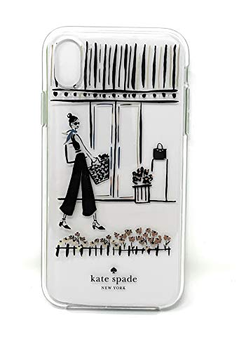 Kate Spade New York Window Shopping Protective Case for iPhone XR
