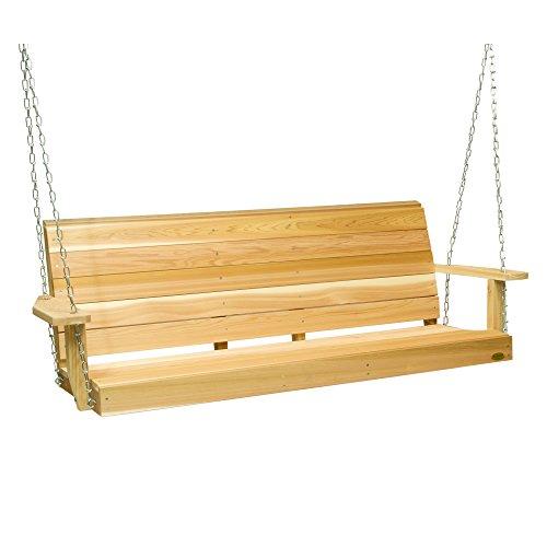 All Things Cedar PS60 Porch Swing, 5'