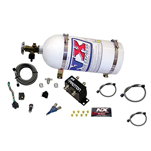 Nitrous Express 20420-10 Proton Series Nitrous System with 10lbs. Bottle