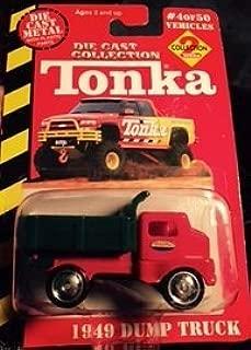 Tonka Die Cast Collection 2 ,1949 Dump Truck