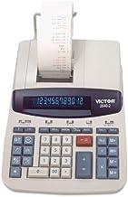 $86 » Victor - 2640-2 Two-Color Printing Calculator, Black/Red Print, 4.6 Lines/Sec 2640-2 (DMi EA