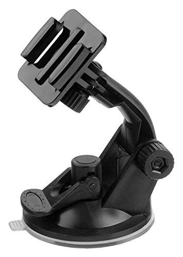 yayago KFZ zuignap houder draaibare houder voor GoPro Hero6 Black