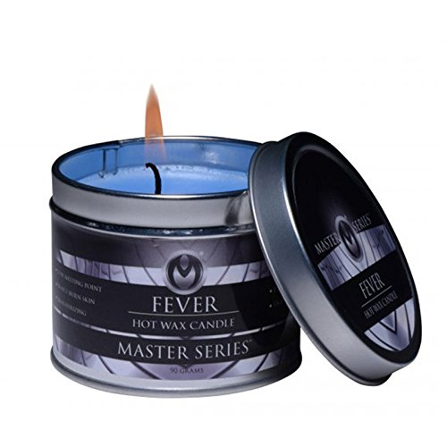 Masters Fever Hot Wax Candle a Warm, Sensual Massage