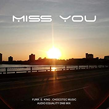 Miss You (Audio Equality DnB Mix)