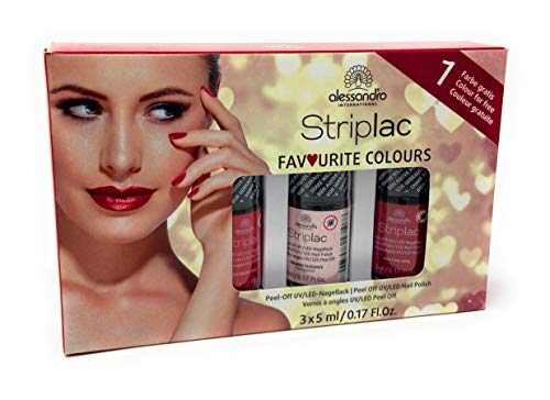 Alessandro > Striplac Striplac Bestseller Set 3 Artikel im Set