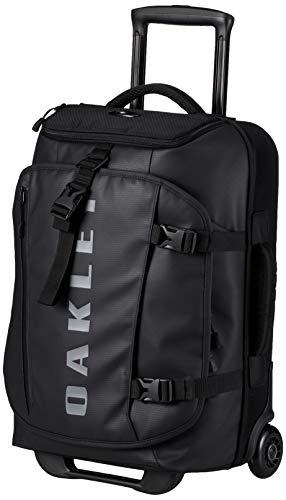 Oakley Unisex 921611-02E-U, Black, Large