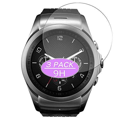VacFun 3 Piezas Vidrio Templado Protector de Pantalla, compatible con LG G...