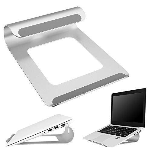 Laptop Stand Aluminum,Cooling Computer Stand Notebook Holder,portable Laptop Stand For Notebook MacBook Dell HP More 10-15'