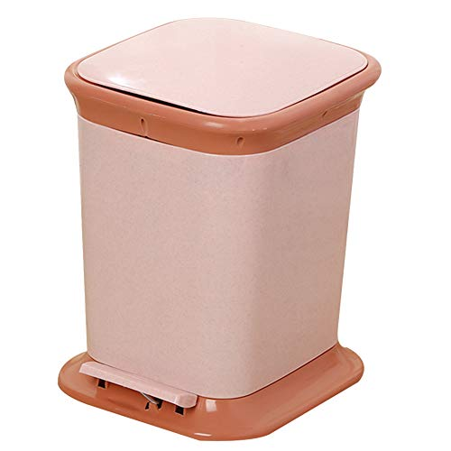 Plastique et Acier 25/x 41/x 39,5/cm ELLETIPI Tower pai609//1/Poubelle Amovible Automatique pour Base Gris