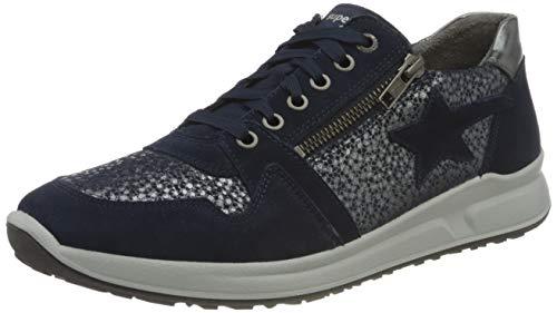 Superfit M dchen Merida Sneaker, Blau 8000, 37 EU