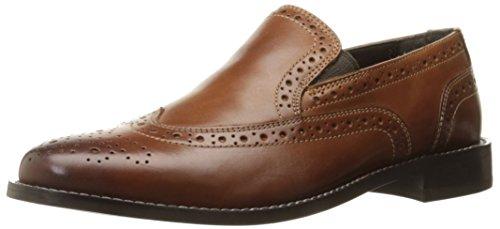 Nunn Bush Men's Norris Wingtip Double Gore Slip-On Loafer,...