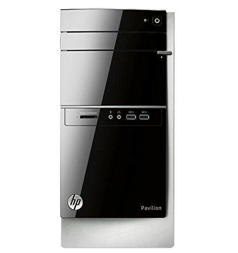HP Pavilion Desktop / AMD Quad-Core A8-6410 Accelerated Processor with AMD Radeon R5 graphics / 8GB Memory / 2TB Hard Drive / DVD RW / WiFi / Windows 8.1 / Gray