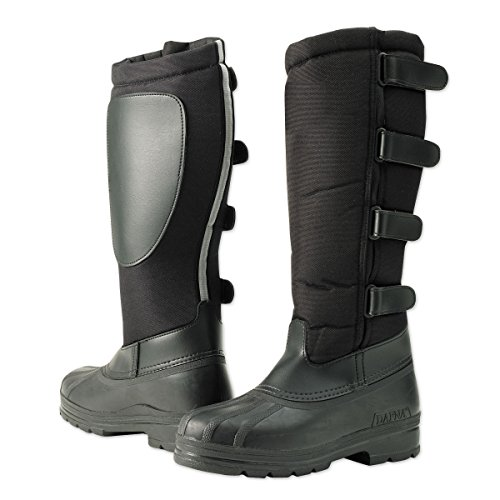 Ovation Blizzard Tall Winter Boot - BLACK\ADULT 37/US 6