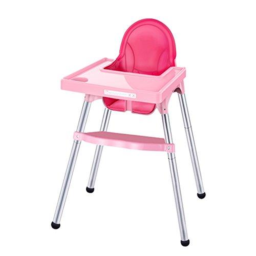 Chaises hautes Chaise de Salle à Manger pour Enfants en Famille Chaise de bébé pour Manger Chaise de Table à Manger Portable multifonctionnelle Chaise de sécurité pour bébé pour bébé
