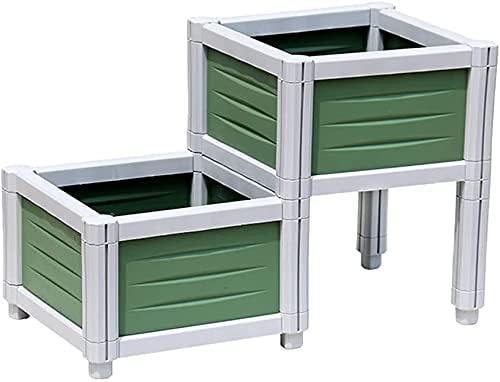Flower shopping Bed 2021 new Planter Raised Garden Box Plastic Beds