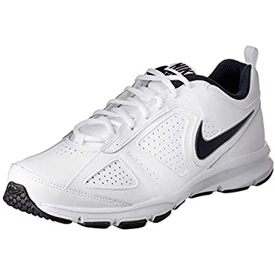 NIKE T-Lite 11, Zapatillas de Cross Training Unisex Adulto, Blanco (White/Black/Obsidian), 44.5 EU